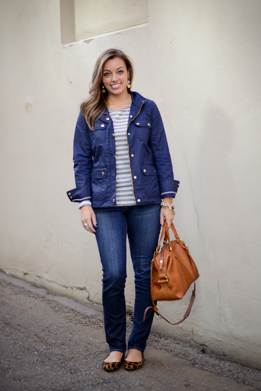 Sharing My Sole - J.Crew Field Jacket