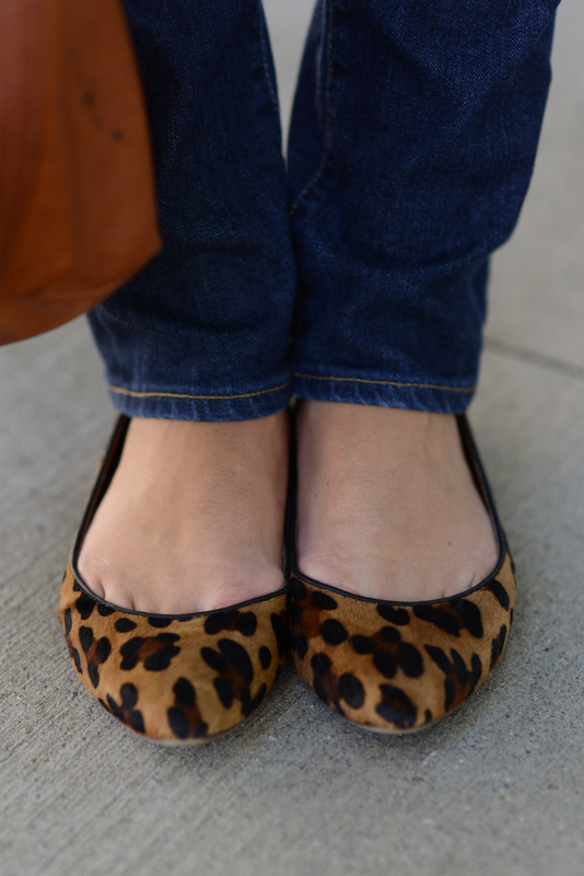 Sharing My Sole - Leopard & Stripes