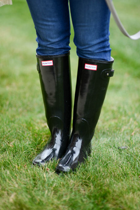 Sharing My Sole - Hunter Boots