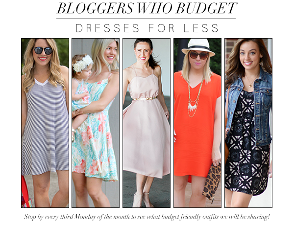 Bloggers Who Budget Dresses For Less 600px